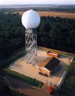 the doppler radar
