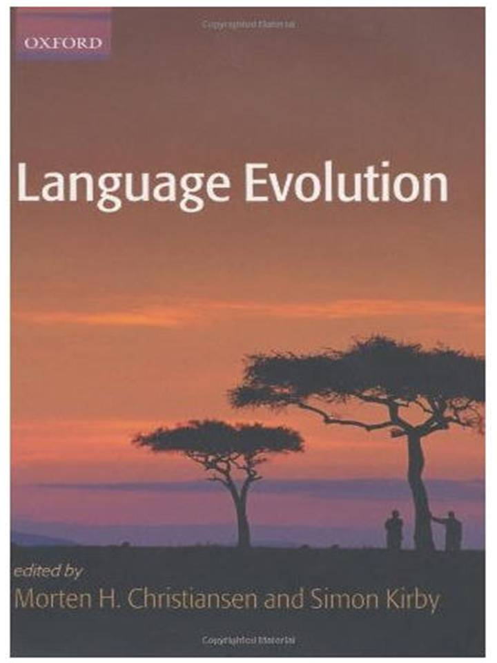 an evolution of language