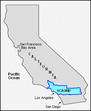 South Coast Air Quality Management District  encyclopedia article
