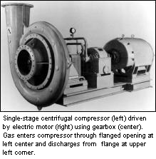 Centrifugal Compressor Operation - Refining, Hydrocarbons, Oil
