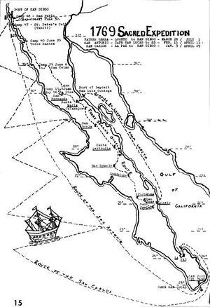 Spanish Missions In California