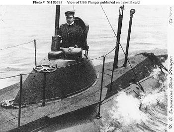 Submarine Encyclopedia Article Citizendium