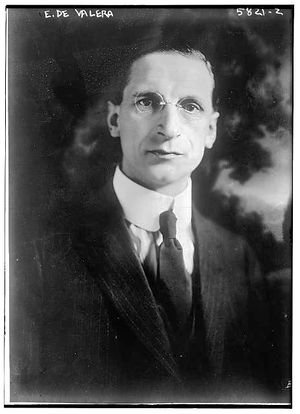 essay on eamon de valera Eamon de valera (1882-1975) born in manhattan, new york of a spanish father and an irish mother, he was sent to live with his grandmother in.
