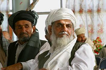 Pashtun people encyclopedia article Citizendium