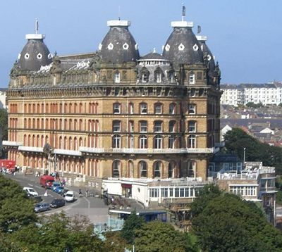 The Grand Hotel At Scarborough