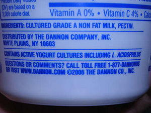 lactobacillus in yogurt - photo #3