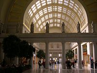 Foyer at Union Station