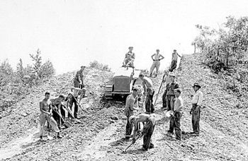 Civilian Conservation Corps Encyclopedia Article