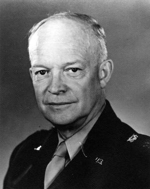 Dwight D Eisenhower Encyclopedia Article Citizendium