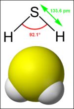 hydrogen sulfide encyclopedia article citizendium