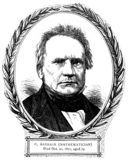 charles babbage and his inventions