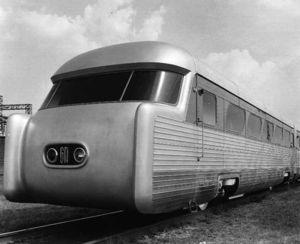 Aerotrain Encyclopedia Article Citizendium
