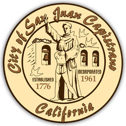 Image result for san juan capistrano city seal