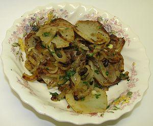 potatoes lyonnaise potatoes to crisp up the potatoes download in ...