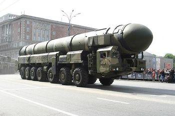 Missile vehicle - encyclopedia article - Citizendium