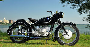 bmw motorcycles - encyclopedia article - citizendium