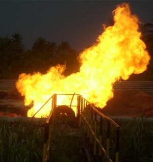 Flare Stack Encyclopedia Article Citizendium