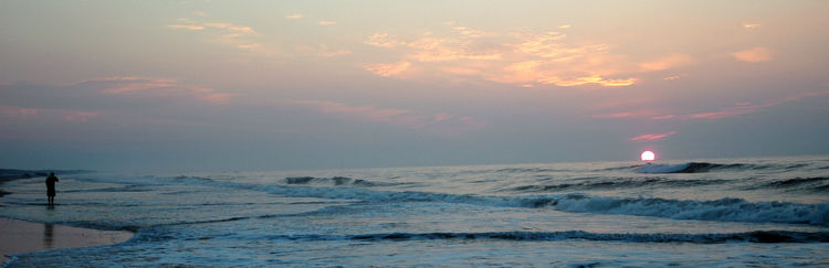 Onslow Beach At Sunrise 2006