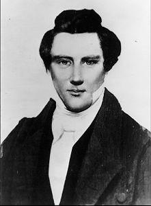 Martin Van Buren joseph smith