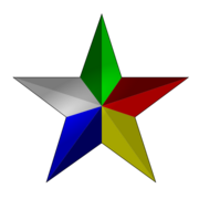 Druze religious symbol