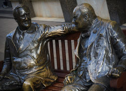 churchill and roosevelt relationship wiki