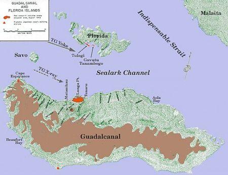 Date of guadalcanal