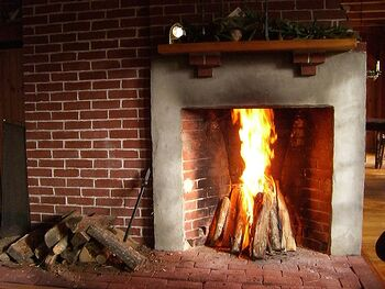 Chalifour Blog Rumford Fireplace