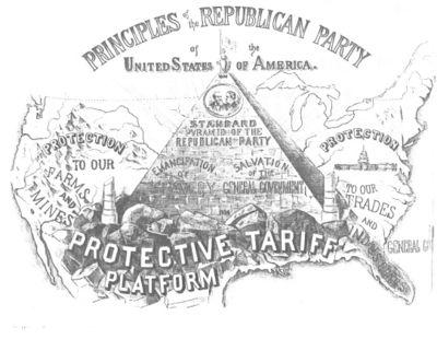 Tariff Us History Encyclopedia Article Citizendium